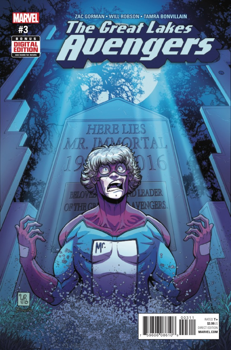 Great Lakes Avengers #3 Review