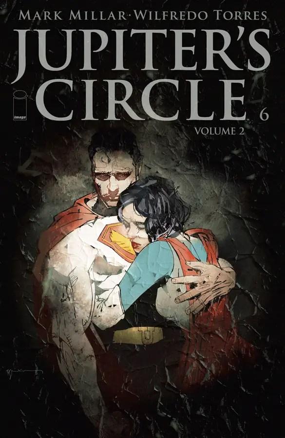 Jupiter's Circle Vol. 2 #6 Review