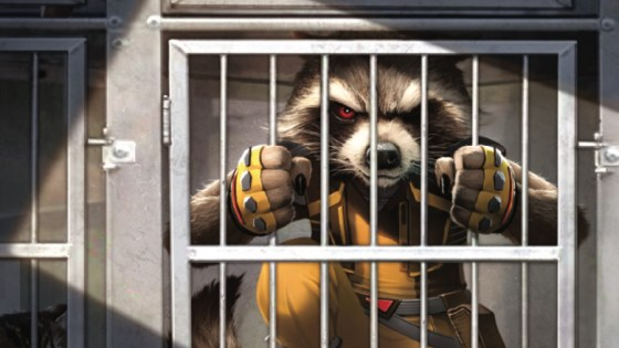 Marvel Preview: Rocket Raccoon #1