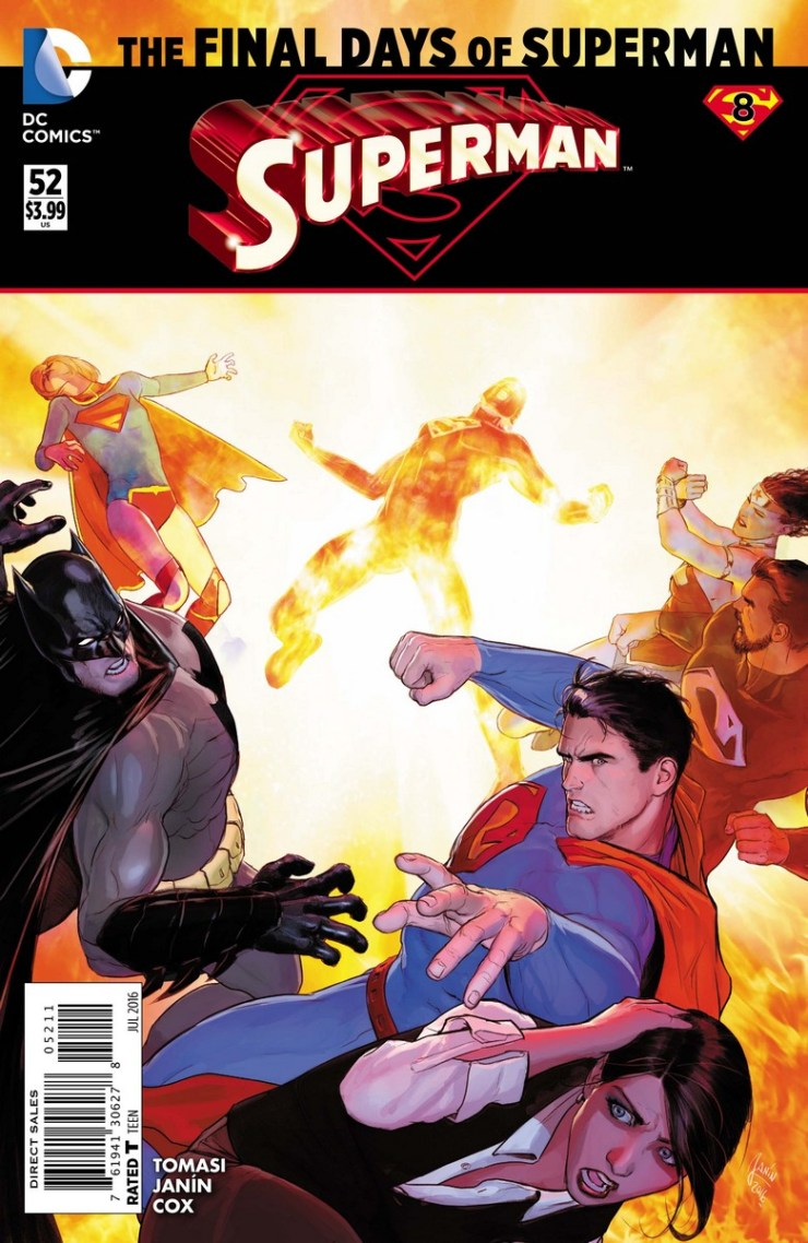Superman #52 Review