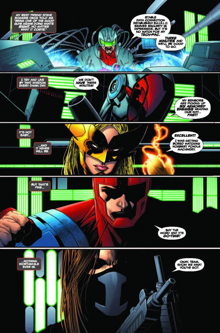 Thunderbolts #1 Review