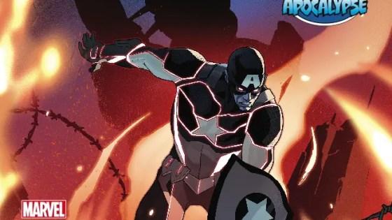 Marvel Preview: Captain America: Steve Rogers #1