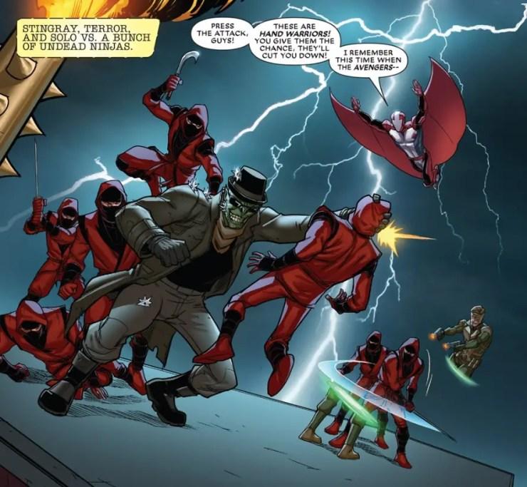 deadpool&themercsformoney-4-terror-solo-stingray-vs-ninjas