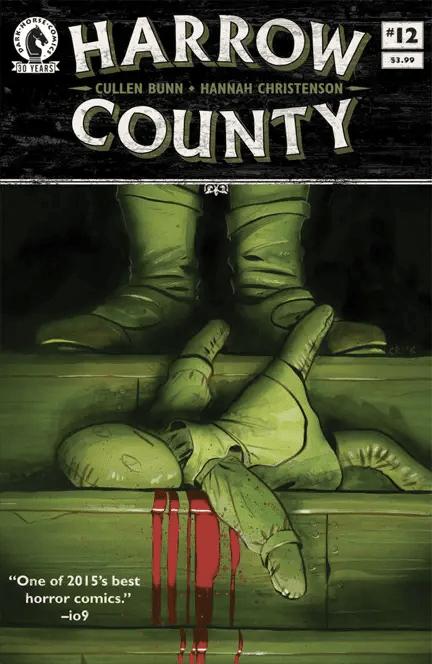 Harrow County #12 Review