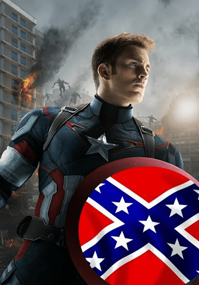 Captain America: the Marvel Universe Shall Rise Again