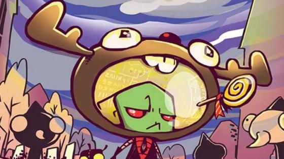 Invader Zim #9 Review