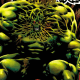 With the way things are looking, Swamp Thing could be called Swamp Man pretty soon -- since he's just a man these days.  Oh yeah, the guy who has Swamp Thing's powers wants to take over the world. No big deal.