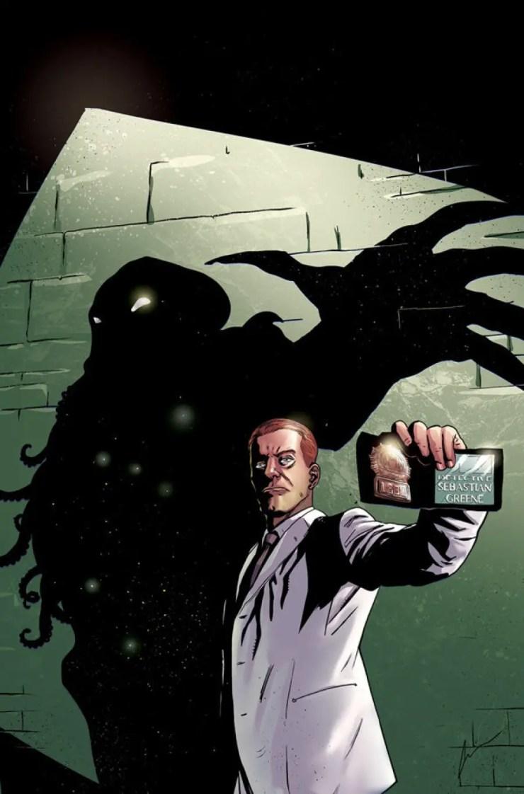 Weird Detective #1 Advance Review