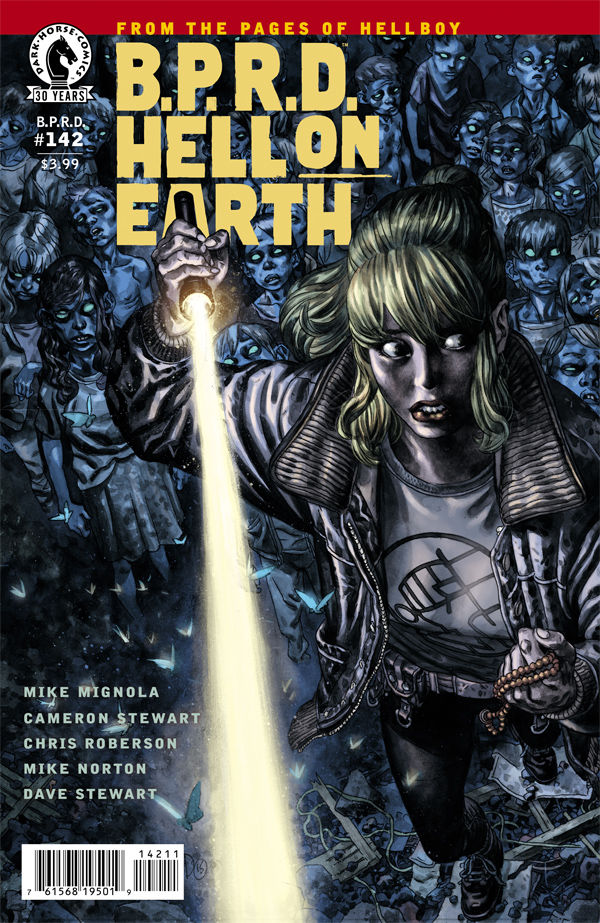 B.P.R.D. Hell on Earth #142 Review