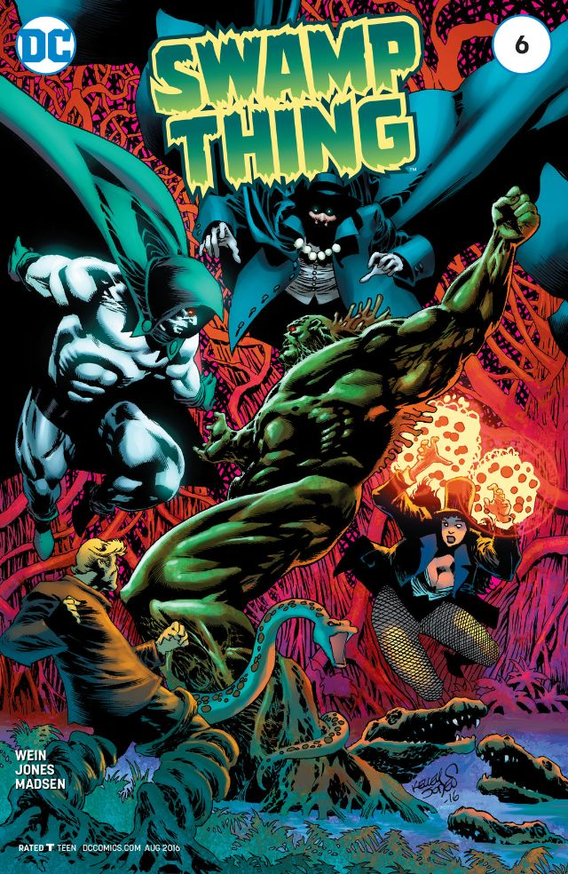 Swamp Thing #6 Review