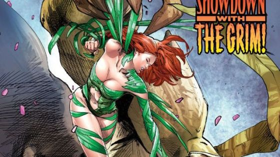 The final issue of this story is here, but will Poison Ivy's babies be the ones who really beat the bad guy? Wait...she has babies?! Is it good?