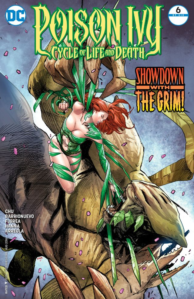 Poison Ivy: Cycle of Life and Death #6 Review