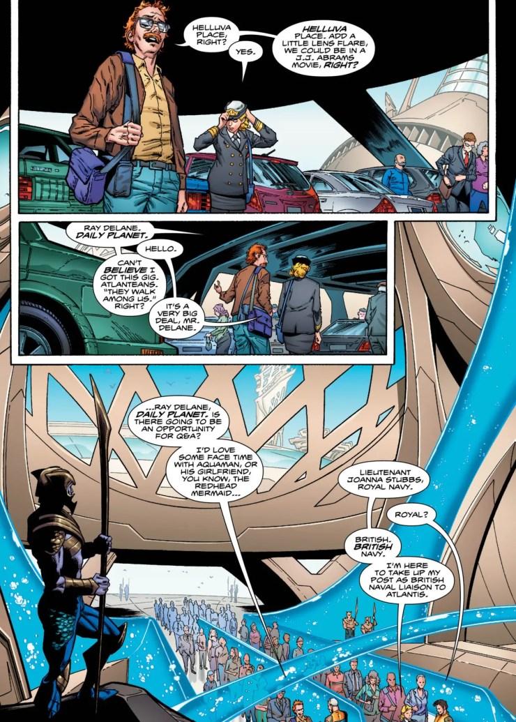 Aquaman #1 Review