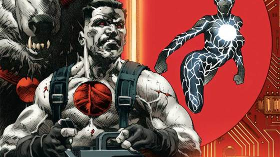 Valiant Preview: Bloodshot Reborn #15