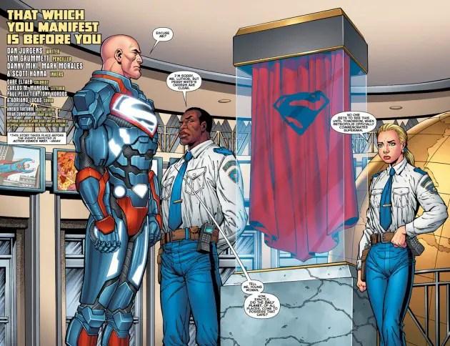 Justice League #52 Review