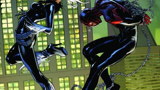 Spider-Man #5 <p> Writer: Brian Michael Bendis Art: Sara Pichelli Cover: Sara Pichelli Cover Price: $3.99</p>