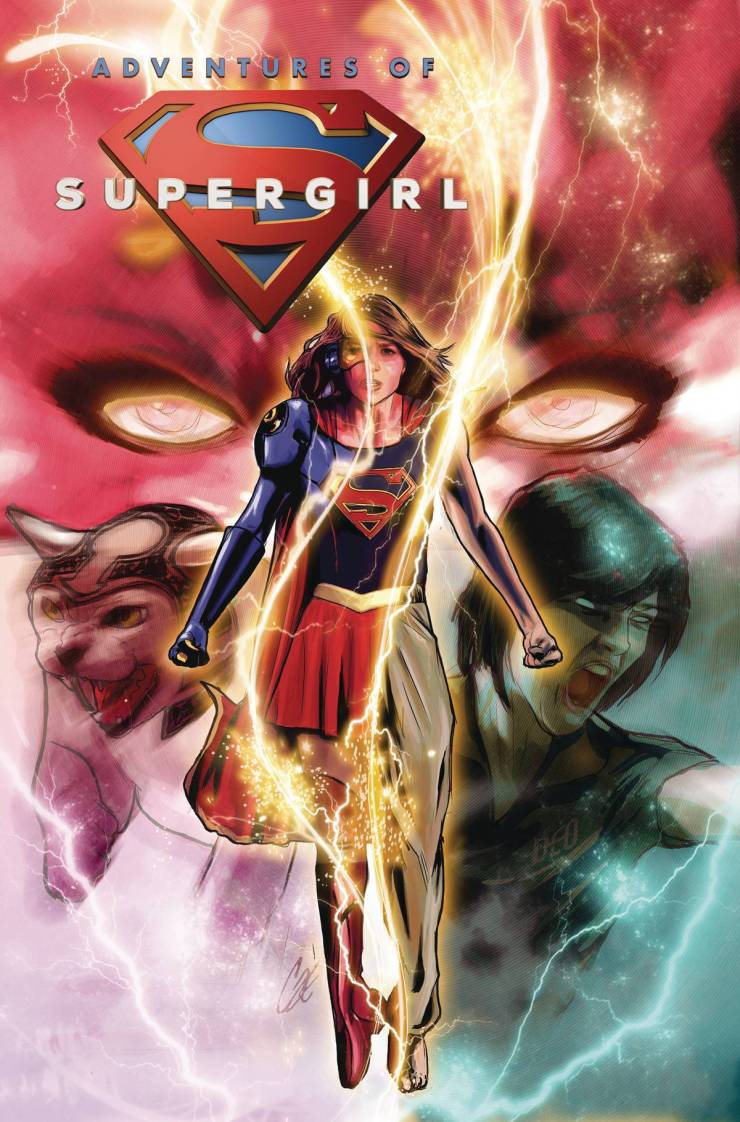 The Adventures of Supergirl #3 Review
