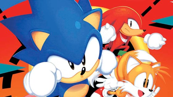 Archie's Sonic the Hedgehog comic is an intimidating beast.  Over 200 issues long and 10 or 11 spin-offs wide, most newcomers don't know where to start.  And believe me, starting at issue #1 is NOT a good idea.