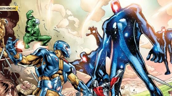 X-O Manowar #47 Review