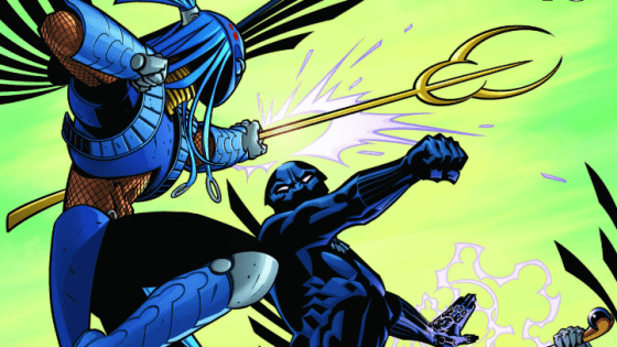 The most anticipated Marvel series since Whedon & Cassaday's Astonishing X-Men! The Midnight Angels continue the liberation of Wakanda with extreme prejudice, and T'Challa's indecisions could cost him more than just the throne. Coates and Stelfreeze weave a quintessential Black Panther tale that will change the tapestry of the Marvel Universe forever.