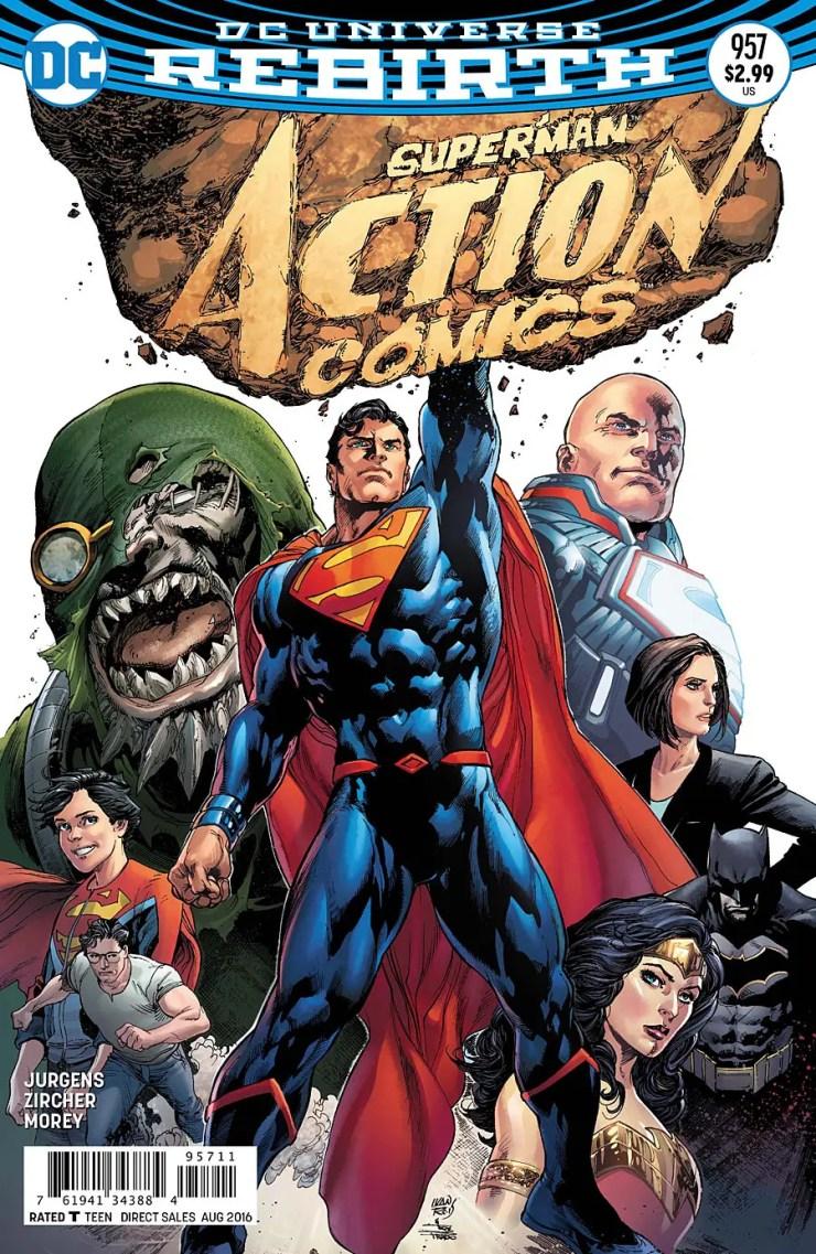 Action Comics #957 Review
