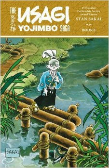 Usagi Yojimbo Saga Vol. 6 Review