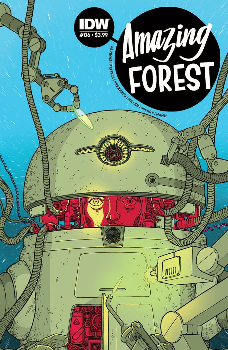 Amazing Forest #6 Review