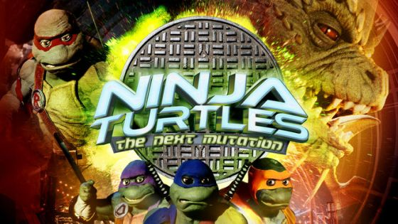 So it's come to this.  The awkward hurdle between the long-running Fred Wolf TMNT cartoon of the 1980s and the long-running 4kids TMNT cartoon of the 2000s: That weird live-action Ninja Turtles show that got cancelled after a single season.  Yes, I am of course speaking of the legendarily dreadful Ninja Turtles: The Next Mutation.