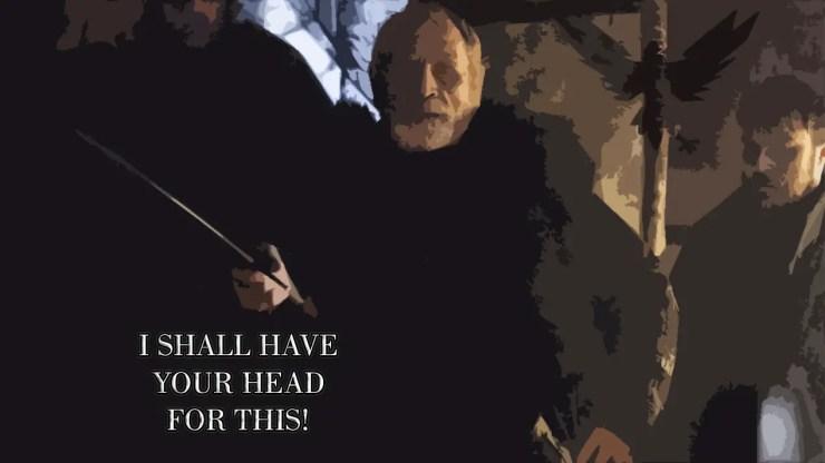 12 - Jeor Mormont