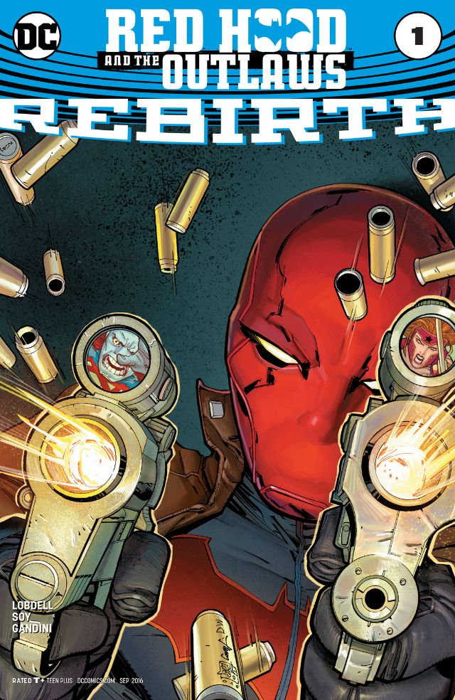 Red Hood and the Outlaws: Rebirth #1 Review