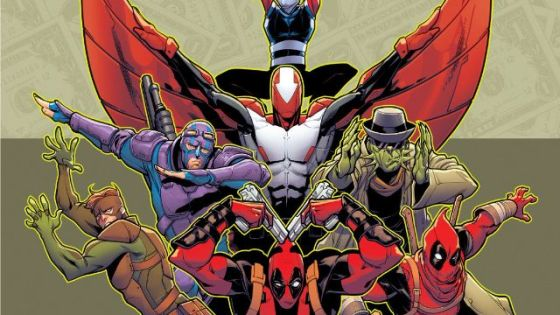 Deadpool has a crew now and with it comes responsibility. Can Deadpool even exhibit a shred of it and is it good?
