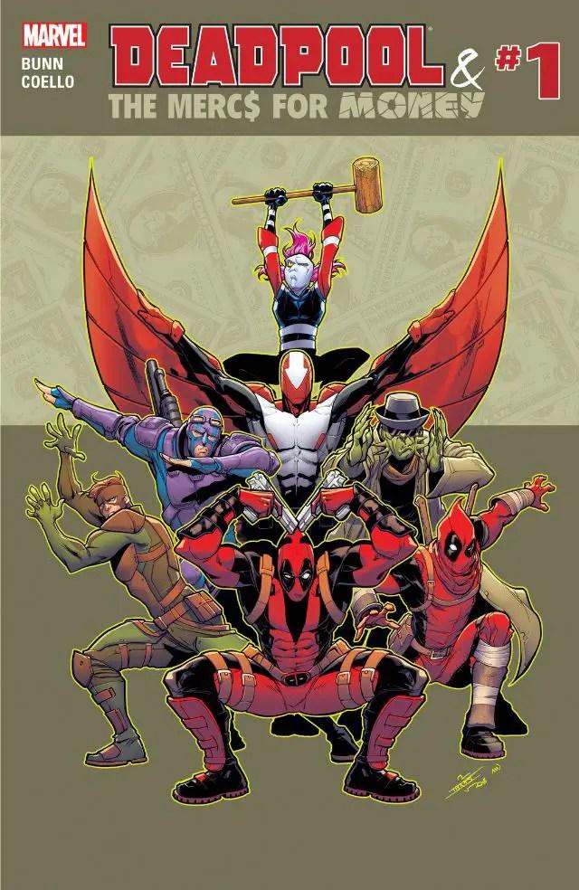 Deadpool & The Mercs For Money #1 Review