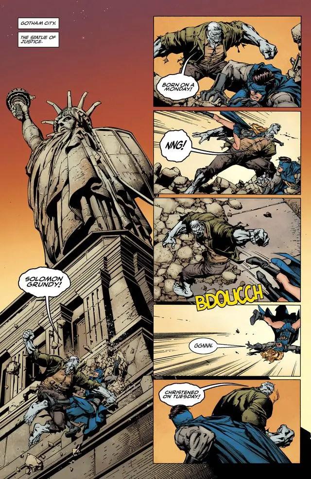 Batman #2 Review