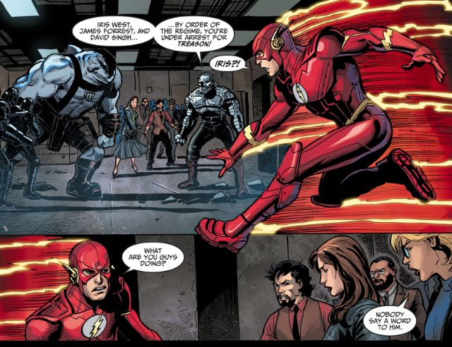 Injustice: Gods Among Us: Year Five #14 Review