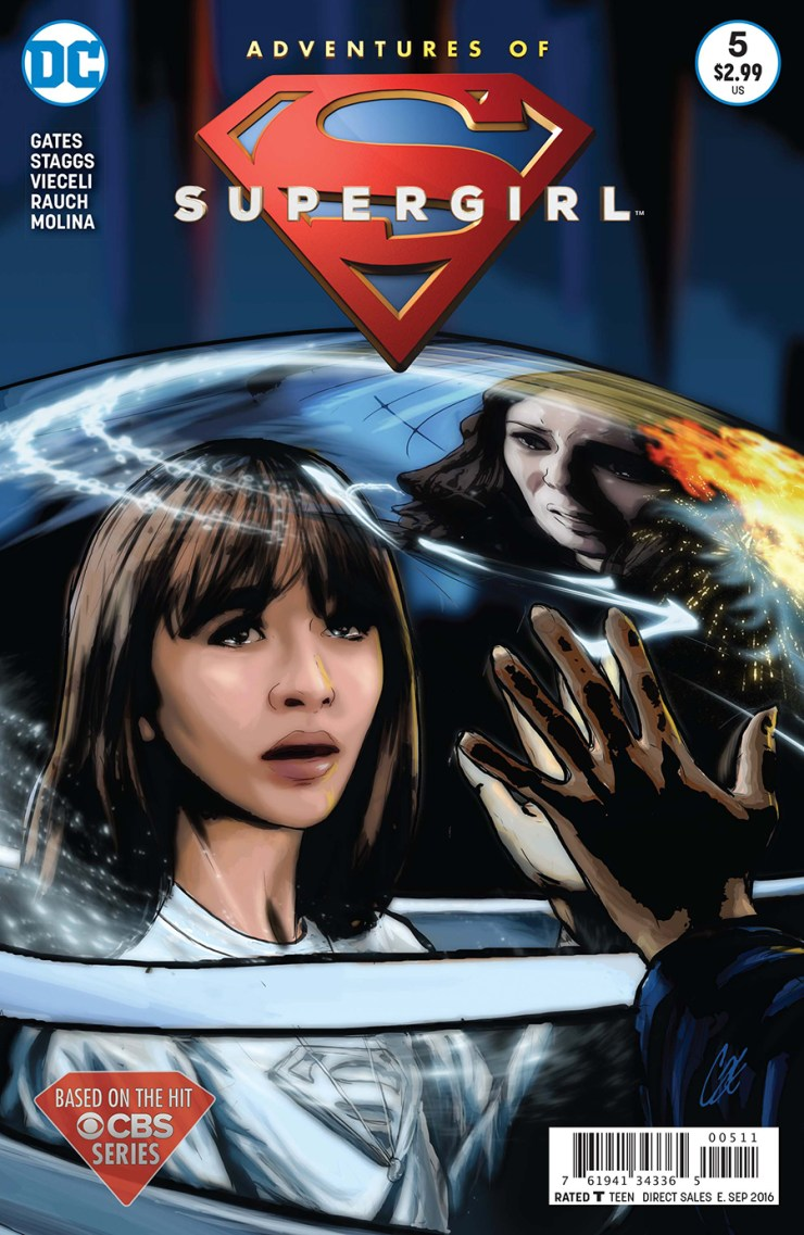 Adventures of Supergirl #5 Review