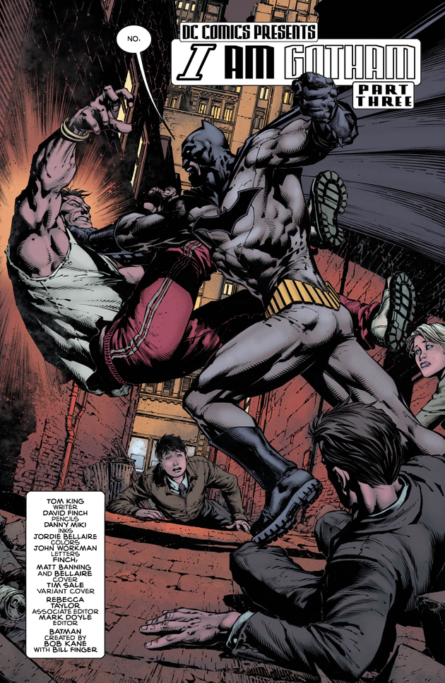 Batman #3 Review
