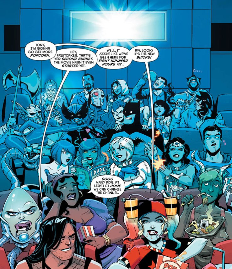 Harley Quinn #30 Review