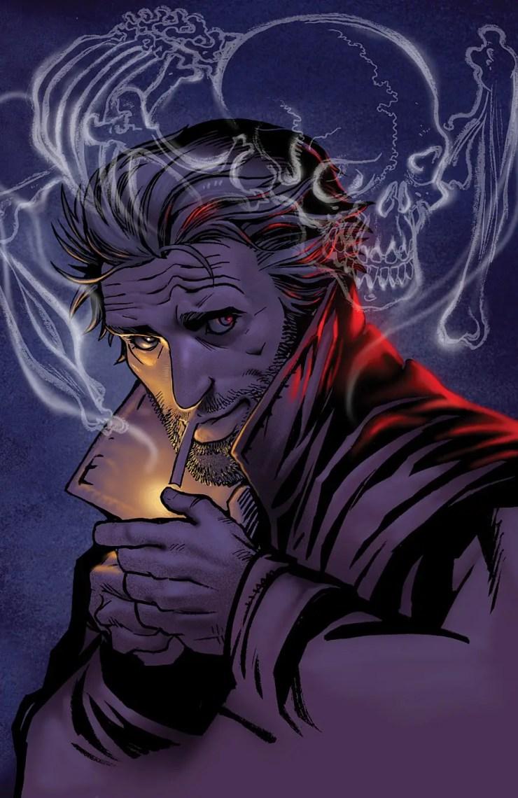 The Hellblazer: Rebirth #1 Review