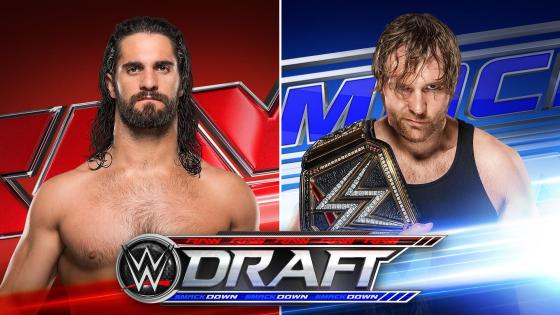 WWE Draft: Thoughts On Raw, Smackdown, and Heath Slater