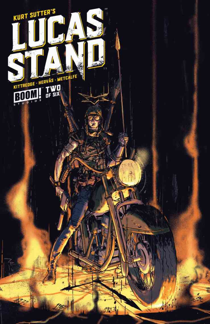 Lucas Stand #2 Review