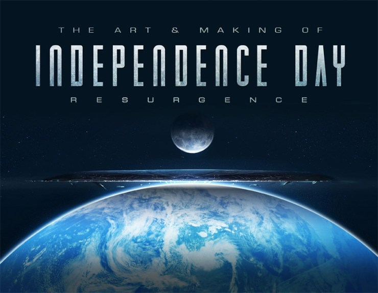The Art & Making of Independence Day: Resurgence Review