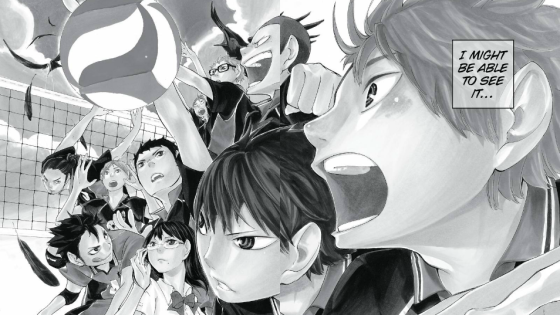 Viz Media has brought a brand new sports series to the West: Haikyu!!, a series about a high school volleyball team! Let's give it a look and see what it is all about. Is it good?