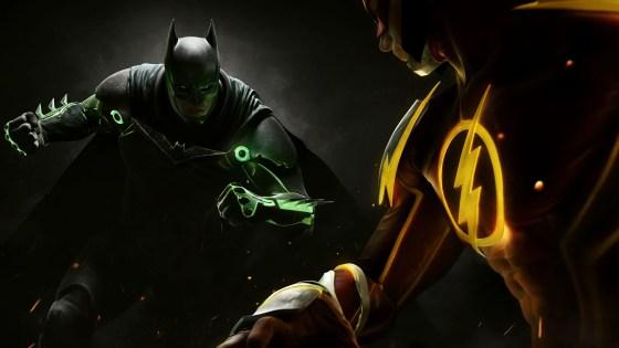 "San Diego Comic Con ""Injustice 2"" Reveals"