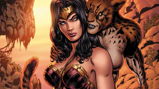 Cheetah and Wonder Woman duke it out, while Steve and his team chase after the captured girls, soon to come head to head. Is it good?