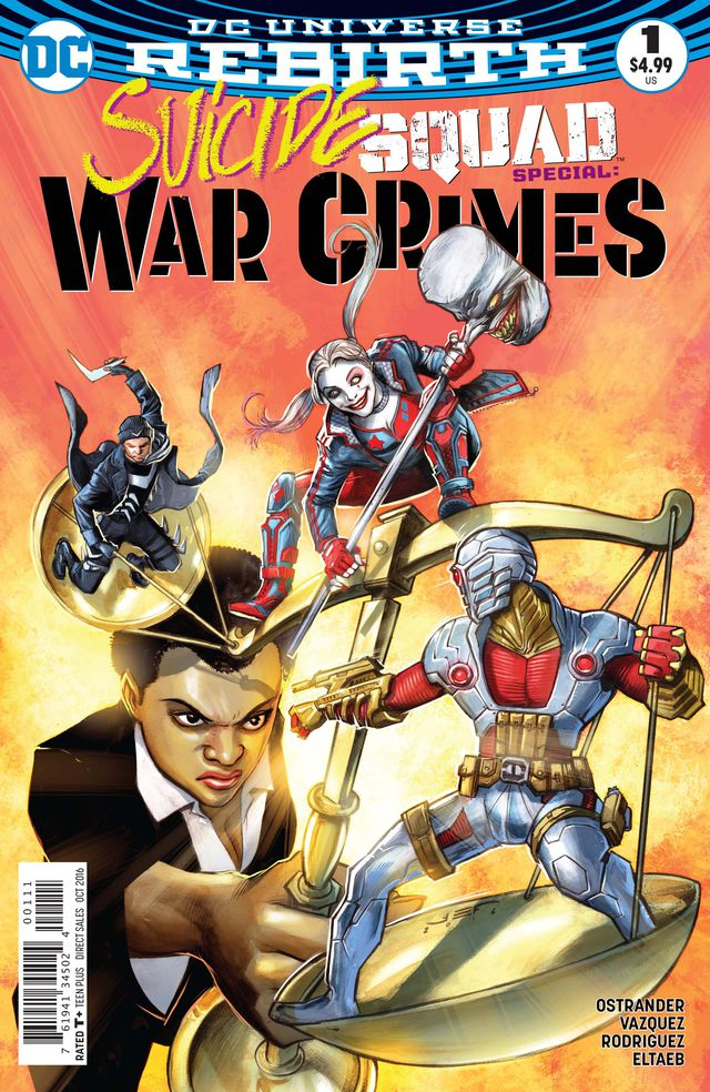 Suicide Squad: War Crimes Special #1 Review