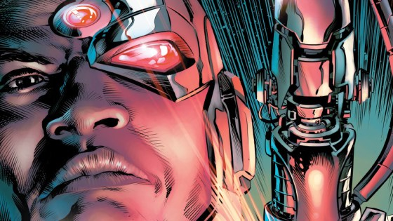 Cyborg is the type of character DC just can't seem to get right. The sheer number of reboots and new #1 issues is indication enough, but the character has so much damn potential there shouldn't be any reason he can't succeed. Let's see how his Rebirth issue goes--is it good?