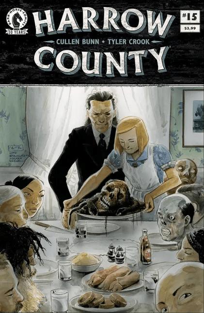 Harrow County #15 Review