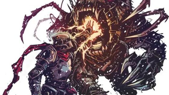 Titan Preview: Dark Souls: Winter's Spite #1 Covers