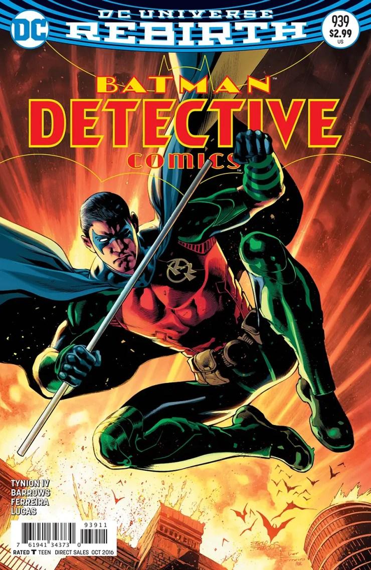 Detective Comics #939 Review