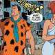 "The Flintstones #2 sees a new craze hit the town of Bedrock and not even the Flintstone family is immune to its draw. And suddenly, the denizens of this prehistoric town must ask the same question we ask every day at Adventures in Poor Taste: is this ""crap"" any good?"